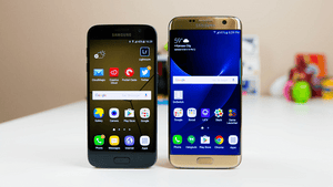 Samsung Galaxy S7 Edge vs S7 - შედარება