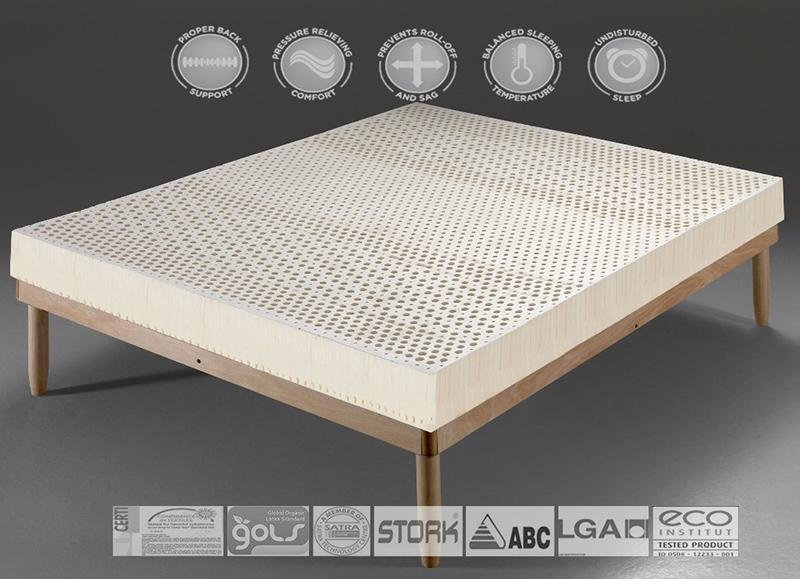 Chiropedic Latex Mattress