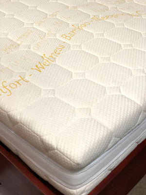 Made in Europe, Organic Gel, Memory Latex Foam Mattress - Dorinca