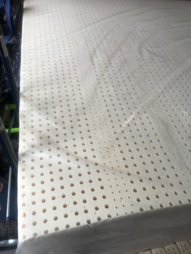 7Zone 100% Natural Latex Mattress