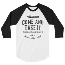 Load image into Gallery viewer, Come and Take It - Baseball Tee