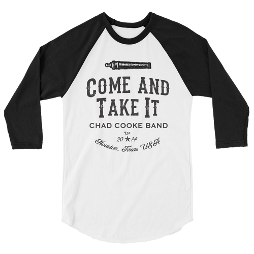 Come and Take It - Baseball Tee