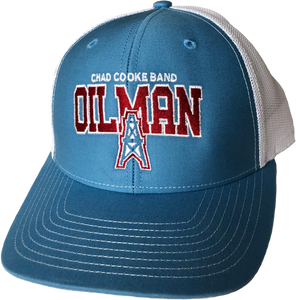 OILMAN Trucker Hat