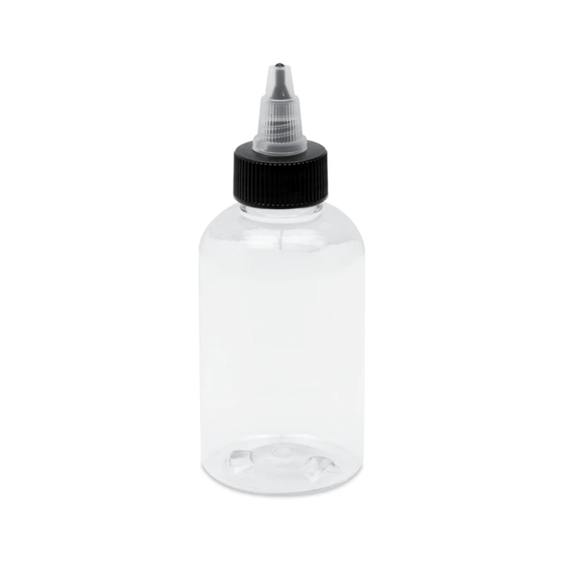 SOLE Sole 4oz Empty Bottle w/ Easy-Pour Cap