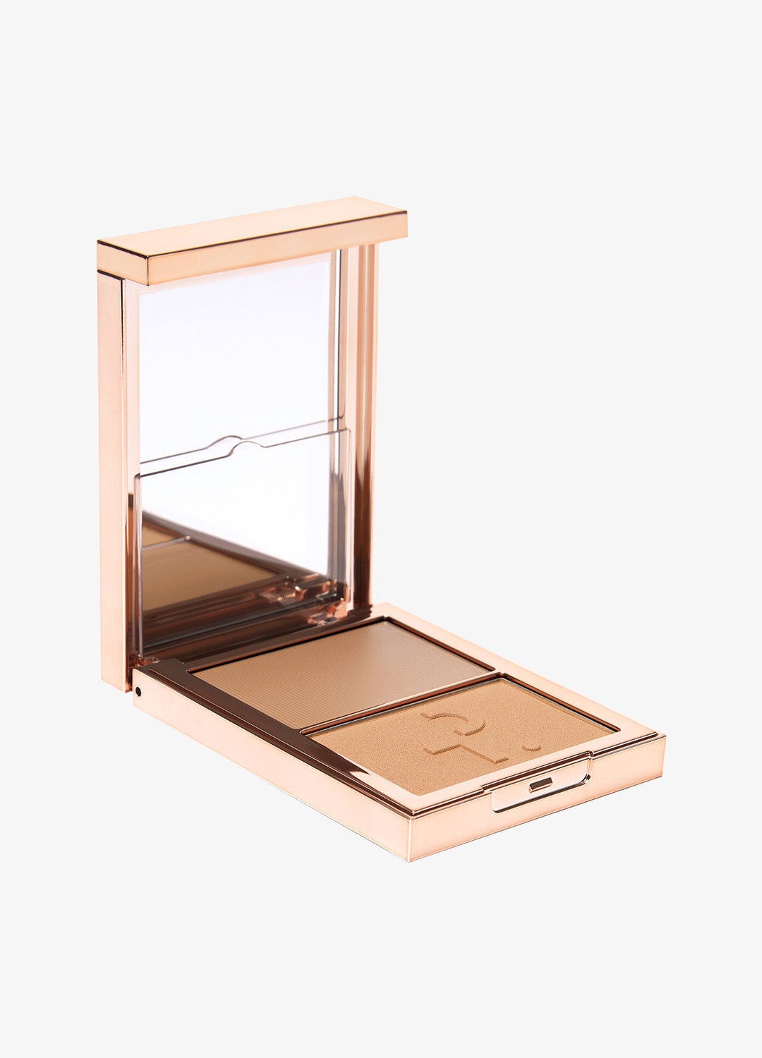 CREME CONTOUR & POWDER BRONZER DUO