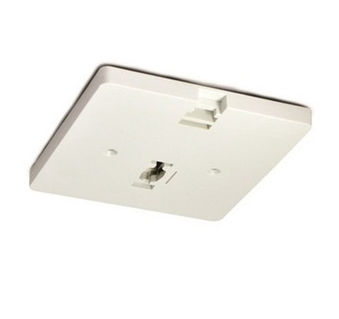 Nora Lighting NT-337 Monopoint Canopy for Low Voltage Track Head 120V- BuyRite Electric