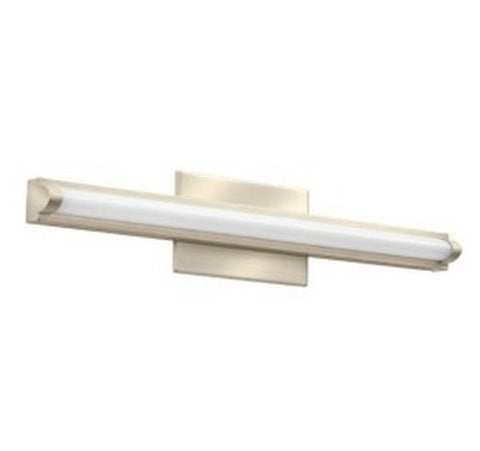 "Lithonia Lighting  FMVCAL Contemporary Arrow 36"" Brushed Nickel LED Vanity 120-277V- BuyRite Electric"