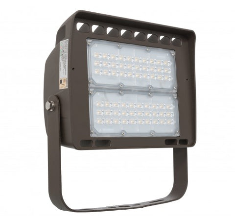 Westgate 80W Medium Dark Bronze LED Flood Lights LF4 Series 120~277V AC