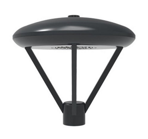 Utopia Lighting LPT-2L LED Post Top Light, 70W-120W- BuyRite Electric