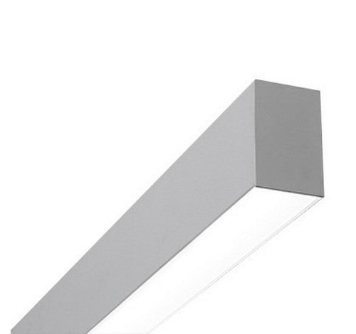 Utopia Lighting Cube2 6-Foot Linear LED Architectural Ceiling Surface Mount (Downlight Only)- BuyRite Electric
