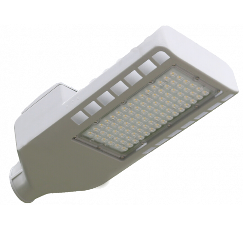 Westgate LED Street / Roadway Lights with Nema Twist-Lock 120~277V - Light Grey  - BuyRite Electric