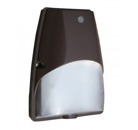 Westgate 12W Led Small Non-cutoff Wall Pack With Photocell - Buyrite Electric