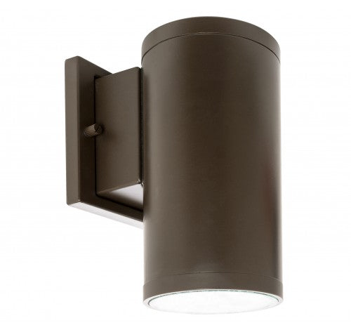 "Westgate 15W 4"" LED Cylinder Lights IP54 12V - Bronze - BuyRite Electric"
