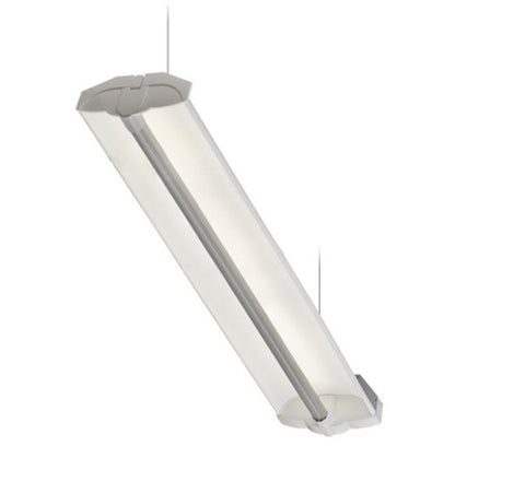 "CREE LED Lighting CS14-22L-40K-10V 48"" 22W 1"" x 4' LED Linear Luminaire Dimmable 4000K - BuyRite Electric"
