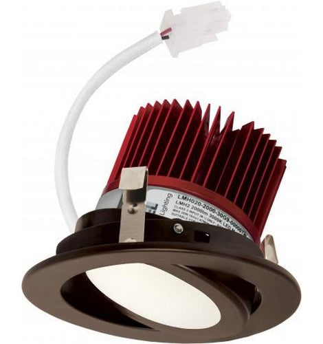 ELCO Lighting E418C08 Cedar System Modern LED 4 inch Recessed Lighting Light Engine with Adjustable  - BuyRite Electric