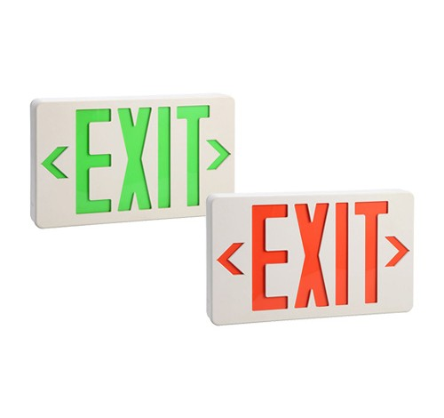 Utopia Lighting CEX Low Profile Exit Sign- BuyRite Electric