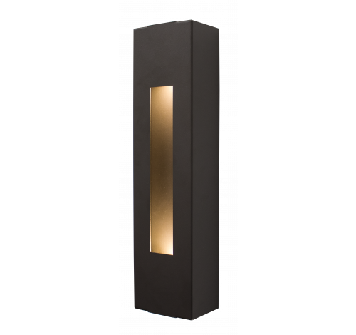Westgate 20W LED Aperture Wall Sconces 100~277V AC - Dark Bronze - BuyRite Electric