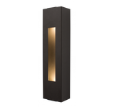 Westgate 10W LED Aperture Wall Sconces 100~277V AC - Dark Bronze - BuyRite Electric