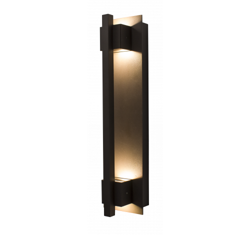 Westgate 10W LED Grasp Wall Sconces 100~277V AC - Dark Bronze - BuyRite Electric