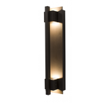 Westgate 20W LED Grasp Wall Sconces 100~277V AC - Dark Bronze - BuyRite Electric