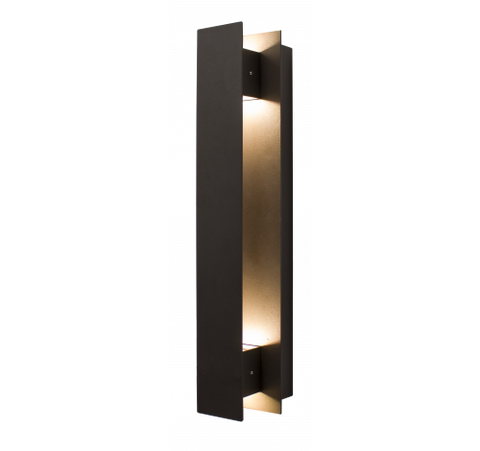 Westgate 10W LED Still Wall Sconces 100~277V AC - Dark Bronze - BuyRite Electric
