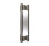 Westgate 10W LED Grasp Wall Sconces 100~277V AC - Silver - BuyRite Electric