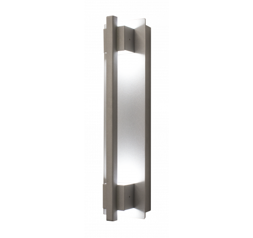 Westgate CRE-HL20-03-50K-SIL 20W Silver LED Grasp Wall Sconces 100~277V AC