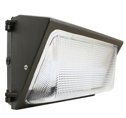Westgate 60W Medium Dark Bronze Led Non-cutoff Wall Packs With Glass Lens 120~277V AC