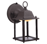 Westgate LRS-B-30K-PC 6W Dark Bronze Led Residential Lanterns With Photocell 100~120V AC