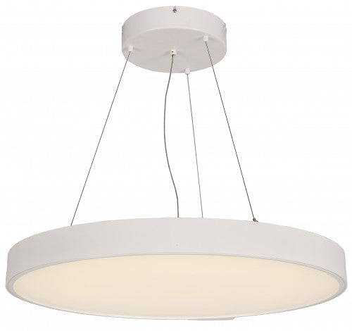 Westgate 10W~50W Led Architectural Round Suspended Light - BuyRite Electric