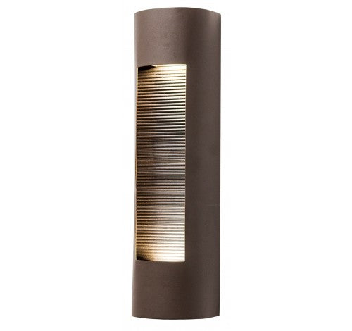 Westgate 20W Dark Bronze LED Burrow Wall Sconces 100~277V AC - BuyRite Electric