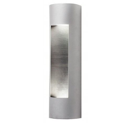 Westgate 20W Silver LED Burrow Wall Sconces 100~277V AC - BuyRite Electric