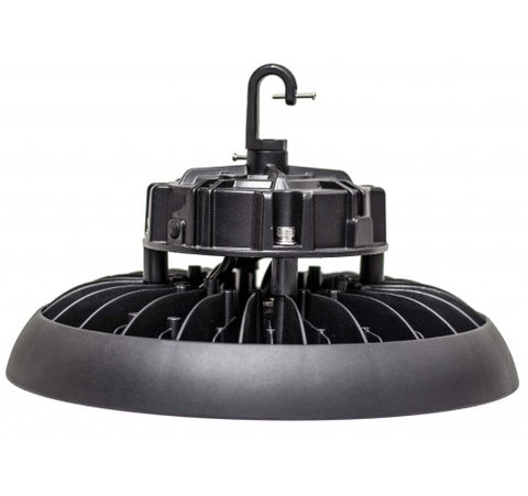 Westgate 240W LED High-lumen Ufo High Bay 110° Beam Angle 480V - Black - BuyRite Electric