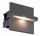 Eurofase Lighting 28294-023 Perma LED 4 inch Outdoor Wall Mount Light Graphite Grey Finish