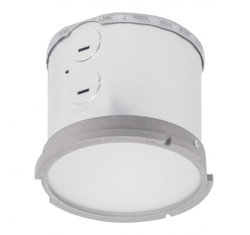 Westgate 15W Led Commercial Recessed Light, 120~277V - White Trim - BuyRite Electric