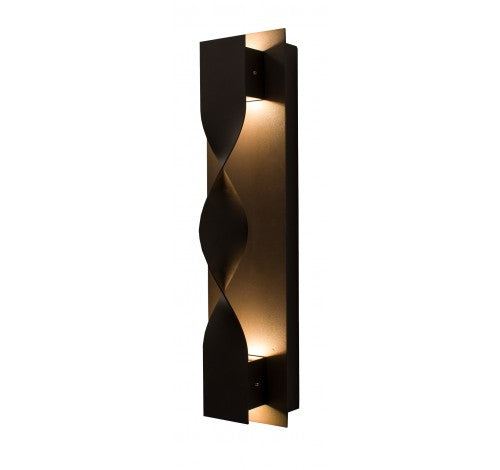 Westgate 10W Dark Bronze LED Crush Wall Sconces 100~277V AC - BuyRite Electric