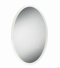 Eurofase Lighting  29103-010 Mirror 36 X 24 inch Mirror Wall Mirror