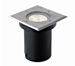 Eurofase Lighting 32194-012 LED Ontario 5 inch Outdoor Wall Mount Light Stainless Steel Finish