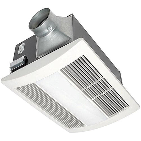 WhisperWarm / Warm Lite Ceiling mount fan / heater CFM 80-110 - BuyRite Electric
