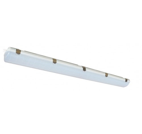 Westgate 75W 4ft LED Medium Traditional Linear Vapor Light with Lens 120~277V AC - BuyRite Electric