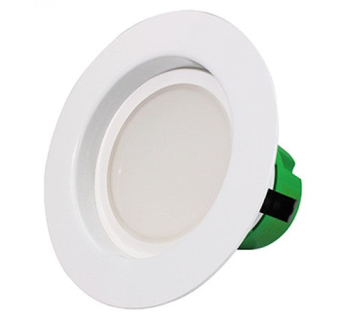 "Westgate 12W 4"" Smooth Downlight Led Trim - BuyRite Electric"