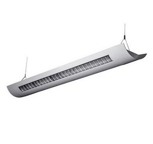 Utopia Lighting SIODL-R4 4-Foot LED Architectural Suspended Dual Louvered- BuyRite Electric