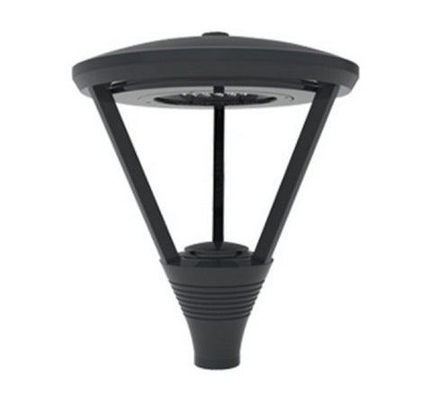 Utopia Lighting LPT-7L LED Post Top Light, 70W-120W- BuyRite Electric
