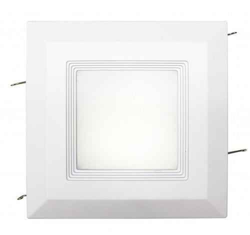 "Westgate 15W 5""/6"" Baffle Downlight LED Square Trim - BuyRite Electric"