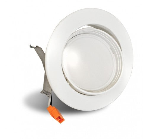 "Westgate 10W 4"" Smooth Downlight Led Trim - BuyRite Electric"