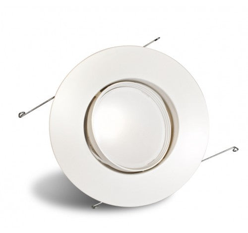 "Westgate 12W 5/6"" Smooth Downlight Led Trim - BuyRite Electric"