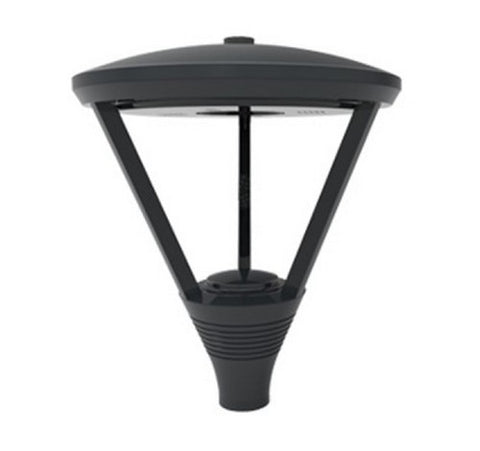 Utopia Lighting LPT-7 LED Post Top Light, 30W-60W