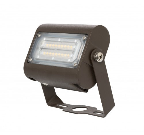 Westgate 15W Small Led Flood Lights LF3 Series 120~277V - Dark Bronze - BuyRite Electric