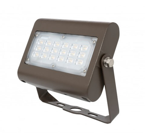 Westgate 30W Medium Led Flood Lights LF3 Series 120~277V - Dark Bronze - BuyRite Electric