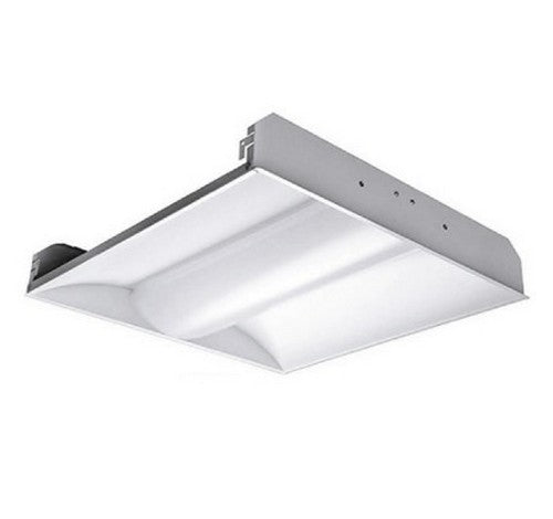 Utopia Lighting RSHL-24-C-L42/40-UNV-DM 2x4 LED Recessed Shallow Basket Lens- BuyRite Electric